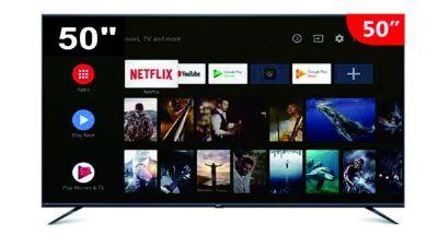 Smart TV 4K Terbaik TCL 50A8