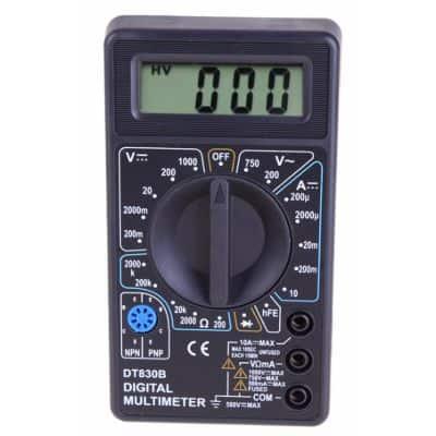 Multimeter Digital Terbaik Tofuda DT830B