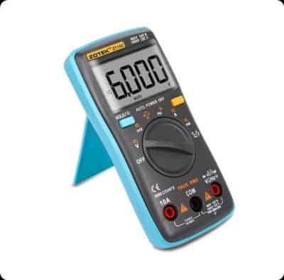 Multimeter Digital Terbaik Zotek ZT102