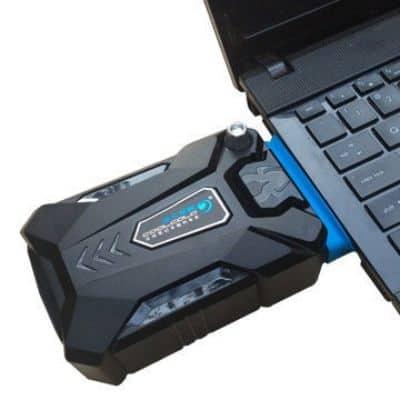 Vacuum Cooler Laptop Terbaik CoolCold Universal Laptop Vacuum Cooler