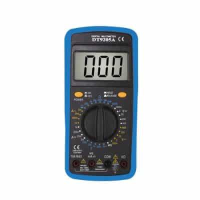 Multimeter Digital Terbaik Mastech Multimeter Digital DT9205A