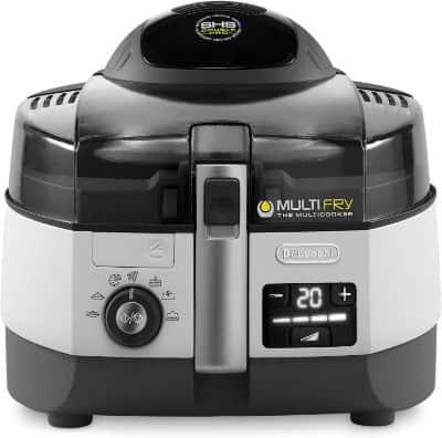 Air Fryer Terbaik Delonghi Extra Chef Low-oil Fryer and Multicooker