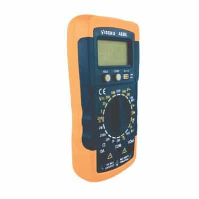 Multimeter Digital Terbaik Visero Yellow A830L
