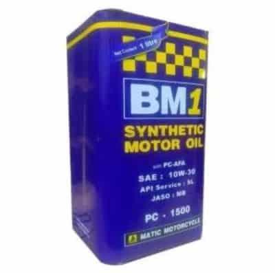 Oli Motor Terbaik BM1 PC 1300
