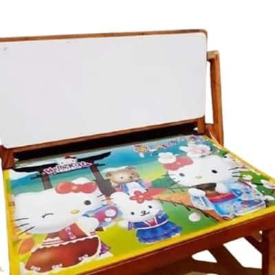 FM052 Meja Belajar Anak Terbaik Karakter Whiteboard