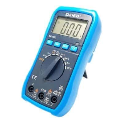Multimeter Digital Terbaik Dekko DM-148C