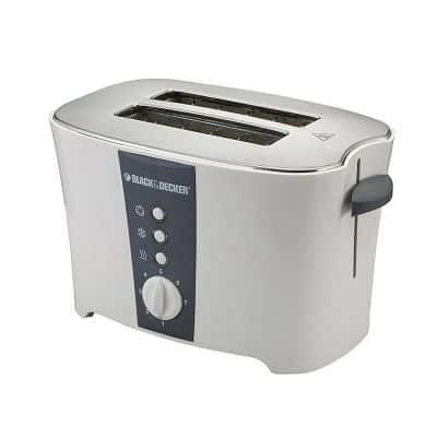 Alat Pemanggang Roti (Toaster Roti) Terbaik Black + Decker Toaster 2-Slice