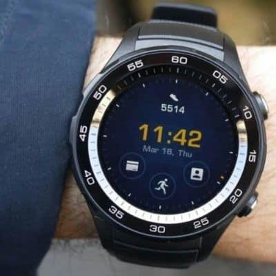 Smartwatch Huawei Terbaik Huawei Watch 2