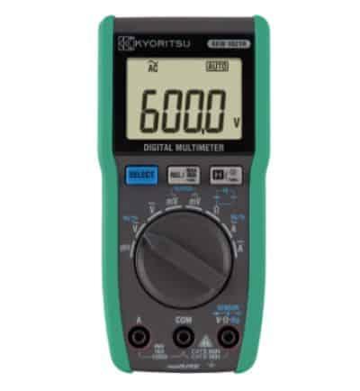 Multimeter Digital Terbaik Kyoritsu 1021R