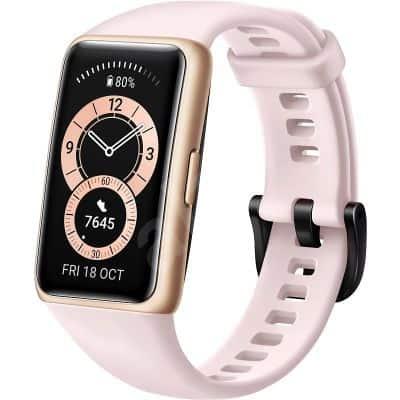 Smartwatch Huawei Terbaik Huawei Band 6 Sakura Pink