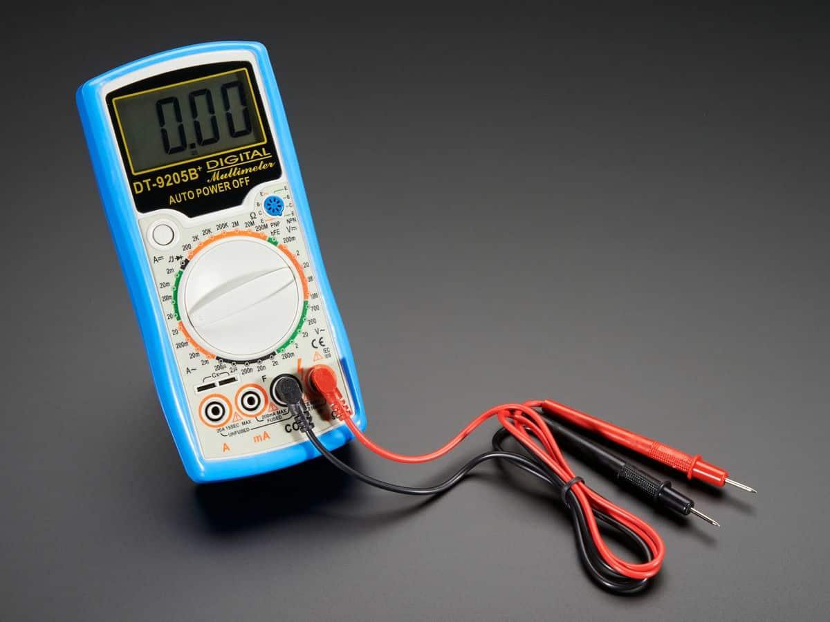 Multimeter Digital Terbaik